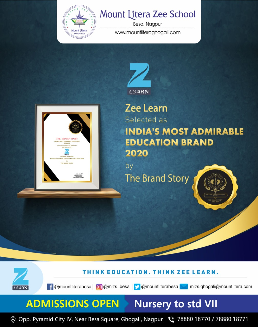 Events-MLZS Goa